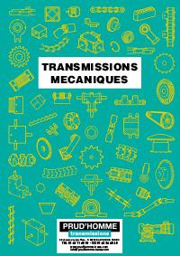 Consulter le catalogue intégral de Prud'homme Transmissions