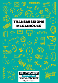 Couverture Prud'homme Transmissions 2008
