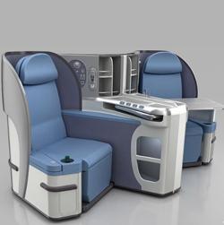fauteuil avion