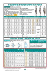 Page 94 : Courroie & Poulie PowerGrip® GT - PGGT en .pdf