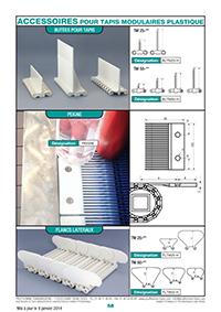 Télécharger : Tapis modulaires en plastique